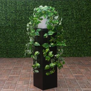 "Fire Retardant Large 48""Pothos Bush"