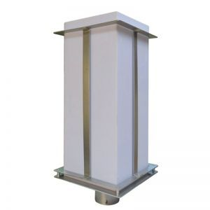 Fonda Line Voltage Post Mount Light Fixture