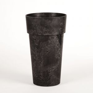 24in. Lunar Tall Flower Pot - Available in. 2 Colors
