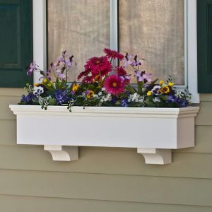 Newport Premier Direct Mount Flower Box- on Sale!