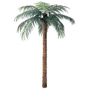 9 Ft Tall Indoor Artificial Coconut Palm Tree