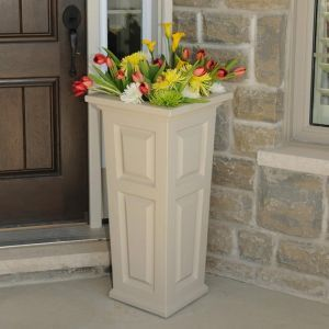 Presidential Tall Patio Planters - 3 Colors