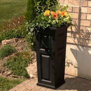 Presidential Tall Patio Planters - 2 Colors