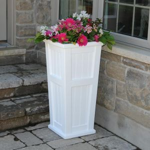 Promenade Tall Patio Planters - 2 Colors