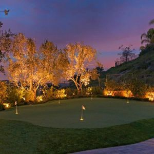 Putting Green Landscape Lighting Kit