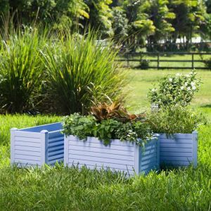 Niguel Rectangular Planters - Choose from 3 Colors