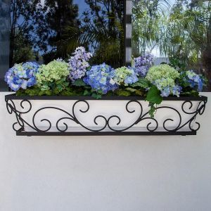 Regalia Decora Window Boxes with Plastic Liners