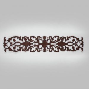 Rustic Leaf Accent Wall Grille