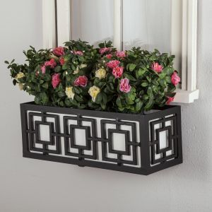 Sofisticato Aluminum Window Boxes