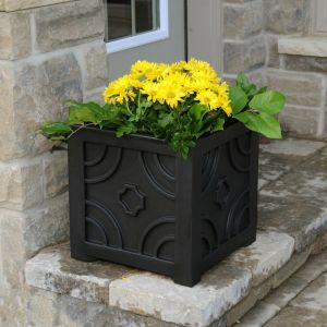 Savannah Porch Planters - 3 Colors