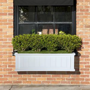 The Promenade Vinyl Window Box
