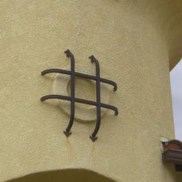 Decorative Exterior Iron Window & Vent Covers and Guards