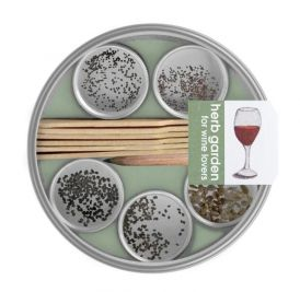 Wine Lover's Gourmet Seed Kit