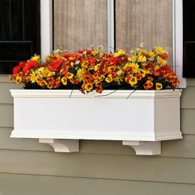 "XL Laguna Premier Window Boxes w/ ""Easy Up"" Cleat Mounting System- on Sale!"