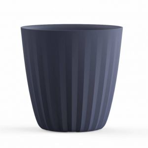 Pleat Tapered Planters - Choose from 4 sizes and 8 colors
