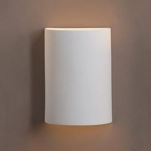 "12""  Contemporary Cylinder Wall Sconce"