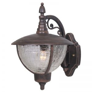Vantage Line Voltage Top Mount Porch Light Fixture