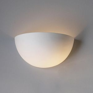 "15.5""  Deep Bowl Wall Sconce"