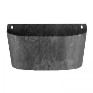 15.5in. Naples Wall Planter, with 2 Mounting Holes - Choose from 2 colors