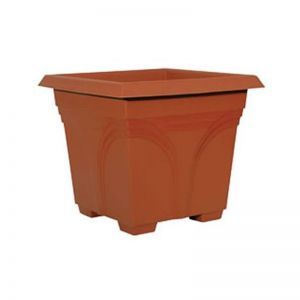 "15"" Medallion Deck Planter"