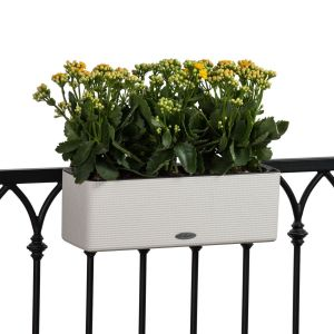 Balconissima Self Watering Railing Planter