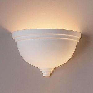 "17""  Deep Bowl Theatre Light w/ Edging Detail"