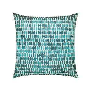 "Thumbprint Pillow, 20"" x 20"" - 2 Colors Available"