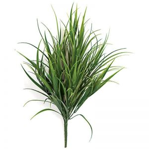 18in. Mini Grass Bush - Outdoor