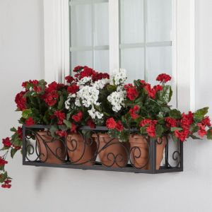 Wayfarer Window Box Cages- Choose 7 Sizes