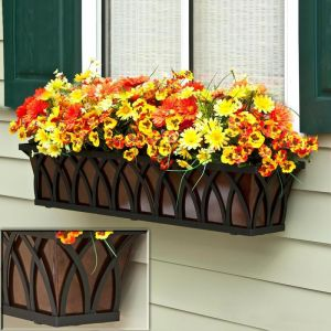 Arch Decora Window Boxes