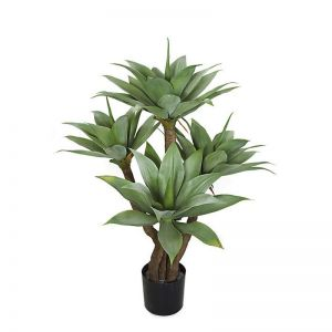 4' Artificial Agave Tree, Fire Retardant