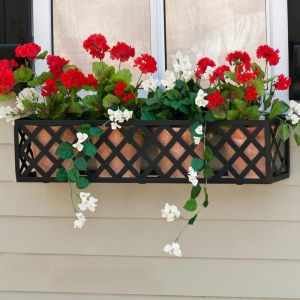 Lattice Window Box Cages- Choose 8 Sizes