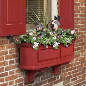 Presidential Window Boxes - Red