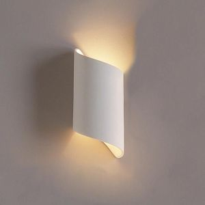"5""  Contemporary Cylinder Ribbon Wall Sconce"