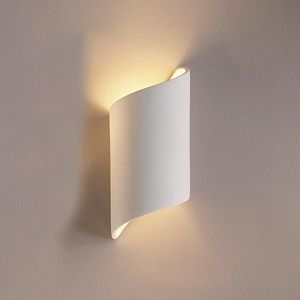 "5""  Cylinder Ribbon Wall Sconce"