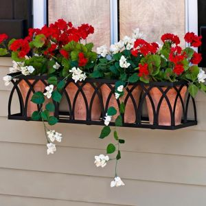 Arch Window Box Cage-Choose 8 Sizes