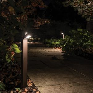 Linear Modern Low Voltage LED Path Light - 2 colors available