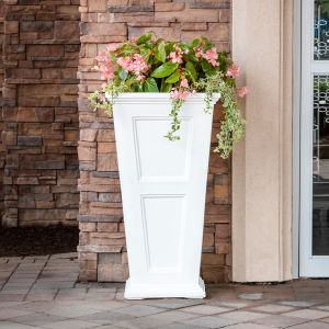 "Prestige 40"" Tall Planter - Choose 3 Colors"