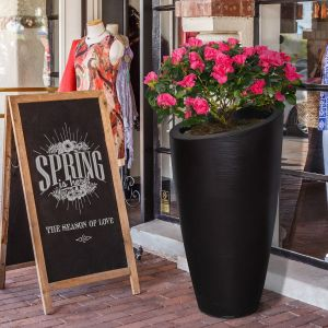 Montclaire 42 inch Tall Planter- 5 Colors