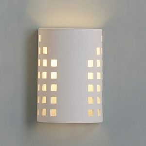 9in. City Lights Contemporary Sconce