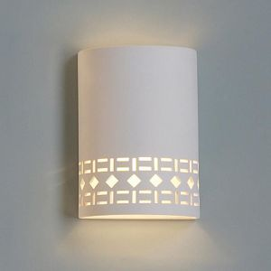 "9"" Southwestern Shapes Ceramic Sconce"