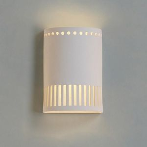 "9"" Subtle Southwestern Shapes Sconce"