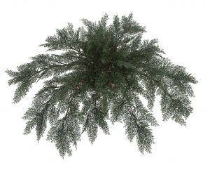 37in. Outdoor Rated Artificial Juniper