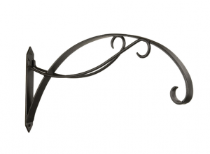 Bel Casa Scroll Bracket for Hanging Baskets