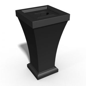 Bloomington Tall Waste Bin -3 Colors