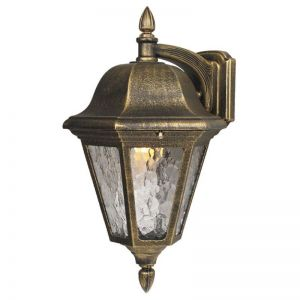 Cloverlin Short Tail Line Voltage Top Mount Porch Light Fixture