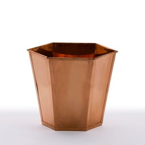 Greenfaire Copper Planter