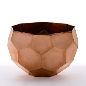 Rubicon Copper Planter