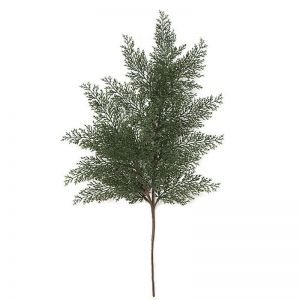 20in. Juniper Branch - Green