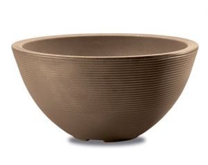 Devondale 20in. Round Planter - Choose from 5 Colors